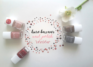 Kure Bazaar Nail Polish Review