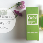 Oils of Heaven Cacay Oil Review + Giveaway