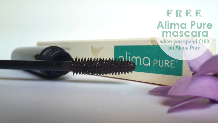 FREE Alima Pure Natural Definition Mascara