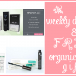 Weekly Discounts and Free Organic Beauty Gifts #63