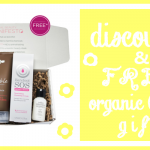 Weekly Discounts and Free Organic Beauty Gifts #69