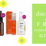 Weekly Discounts and Free Organic Beauty Gifts #70