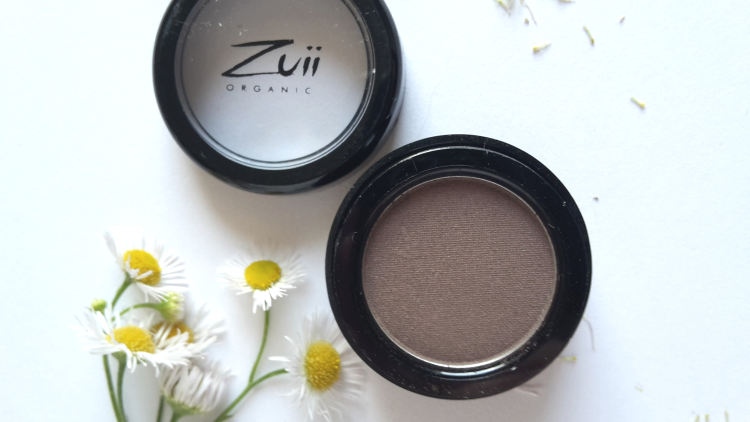 Zuii Organic Eyeshadow Raisin