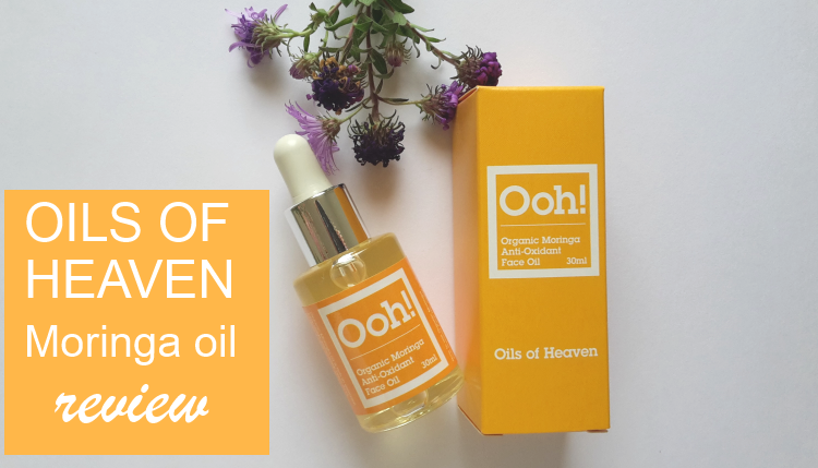 Oils Of Heaven Moringa Oil Review