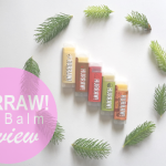 Hurraw! Lip Balm Review