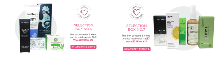Love Lula Selection Beauty Box