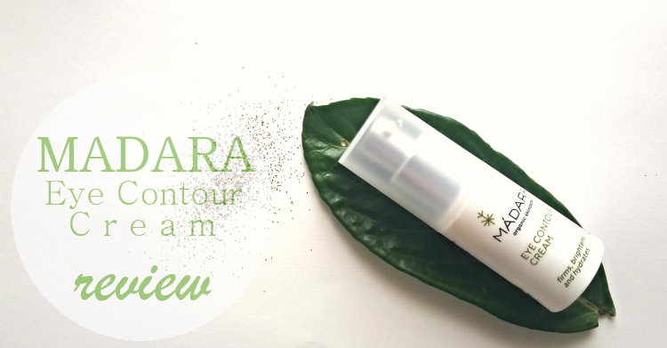 Madara Eye Contour Cream Review