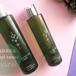 Madara Balancing and Clarifying Facial Toners Review