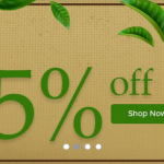 Weekly Discounts and Free Organic Beauty Gifts #91