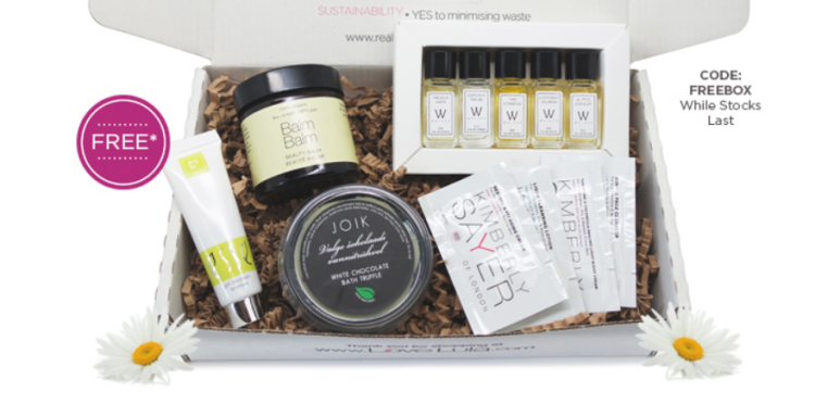 FREE Love Lula September Beauty Box