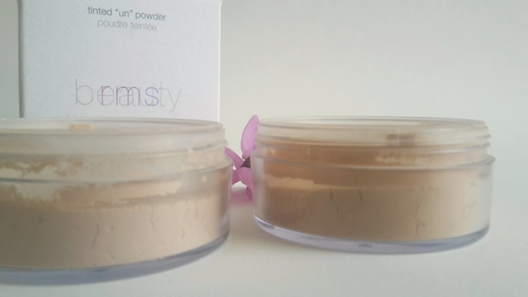 """RMS Beauty Tinted """"Un"""" Powder Review"""