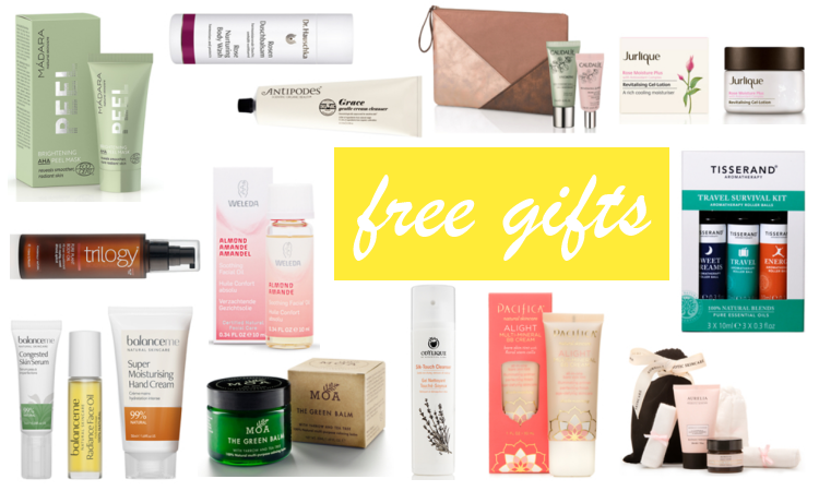 FeelUnique FREE Gifts