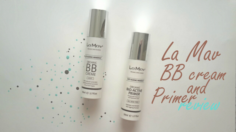 La Mav BB Cream and Bio-Active Primer Review