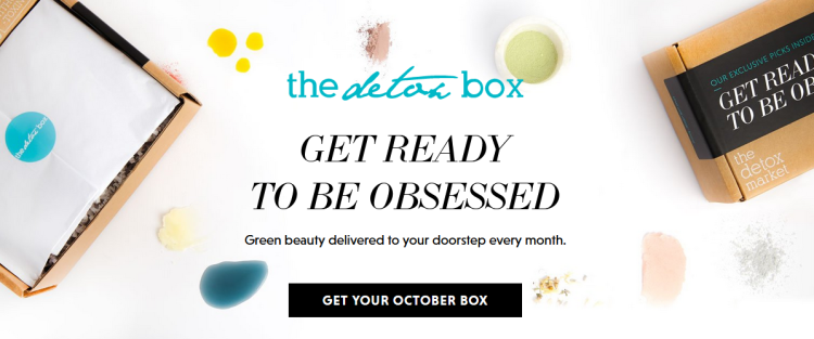 The Detox Market Beauty Box