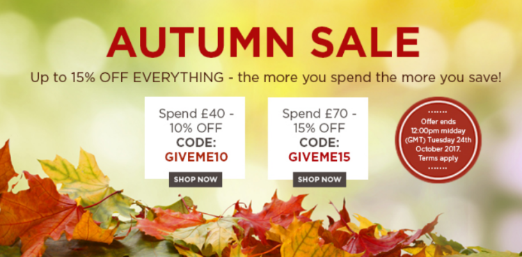 Love Lula Autumn Sale