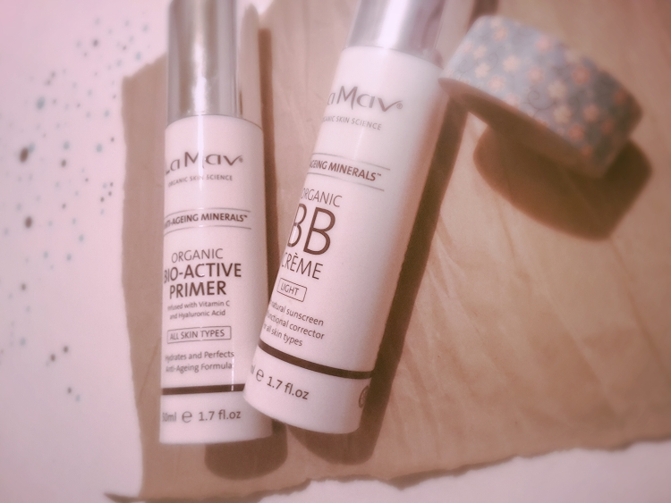 La Mav BB Cream and La Mav Bio-Active Primer Review