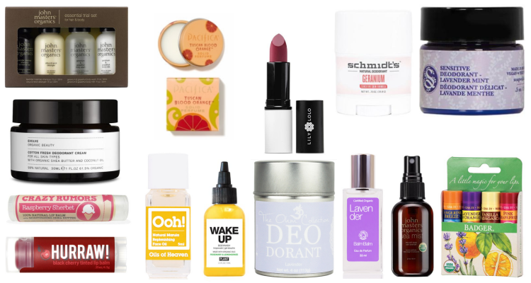 Green Beauty Holiday Gift Guide 2017 Gifts Under 10