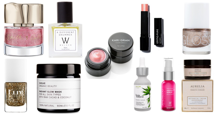 Green Beauty Holiday Gift Guide 2017 Gifts Under 20