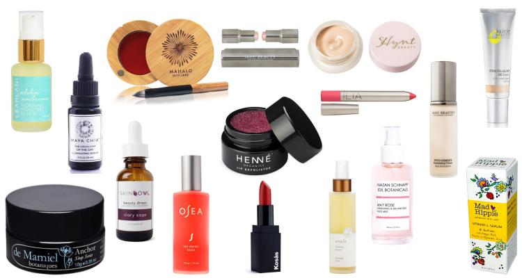 Green Beauty Holiday Gift Guide 2017 Gifts Under 50 II.