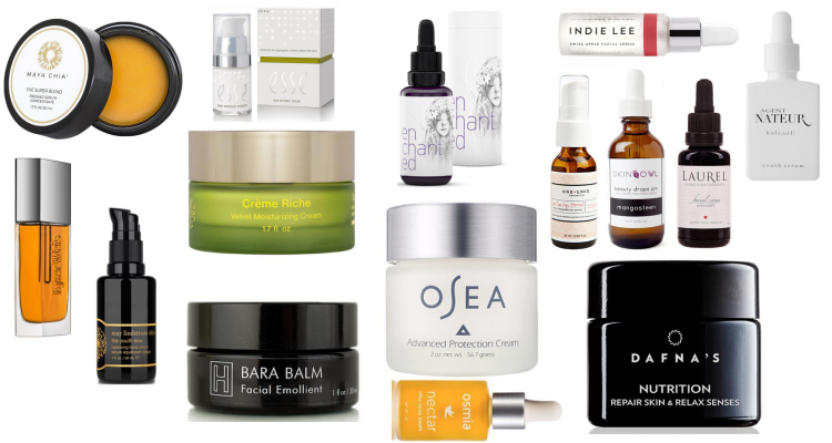 Green Beauty Holiday Gift Guide 2017 Luxury Gifts I.