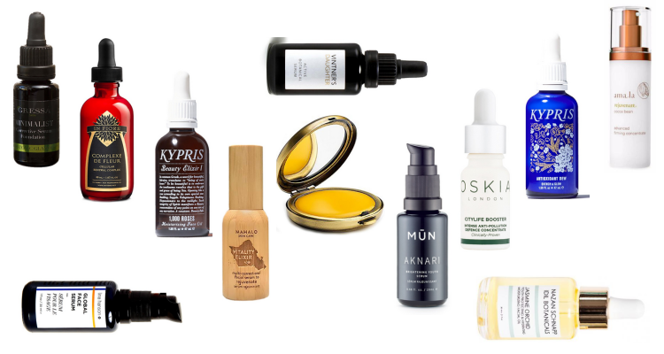 Green Beauty Holiday Gift Guide 2017 Luxury Gifts II.
