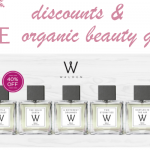 Weekly Discounts and Free Organic Beauty Gifts #97