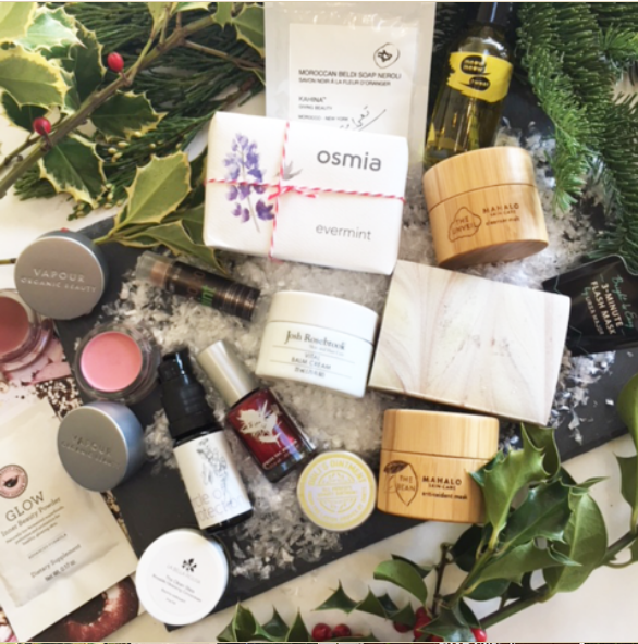 Integrity Botanicals Holiday Gift Box