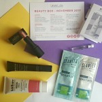 Love Lula Beauty Box November 2017