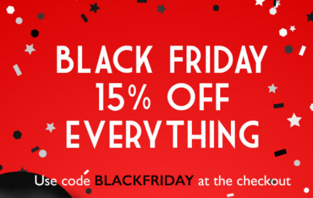 Planet Organic Black Friday