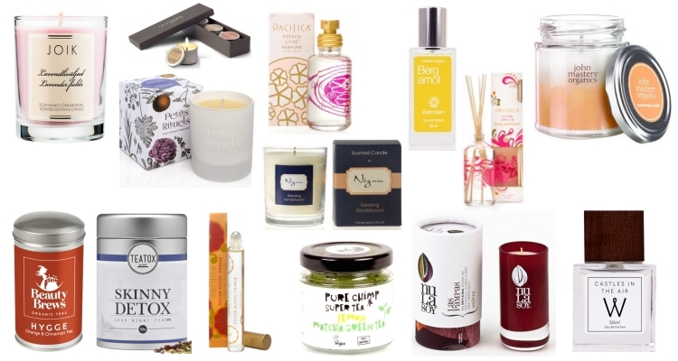 Love Lula Candles Tea Fragrance