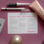 Love Lula Beauty Box December 2017
