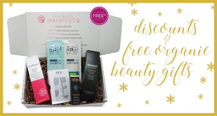 Weekly Discounts and FREE Organic Beauty Gifts #99