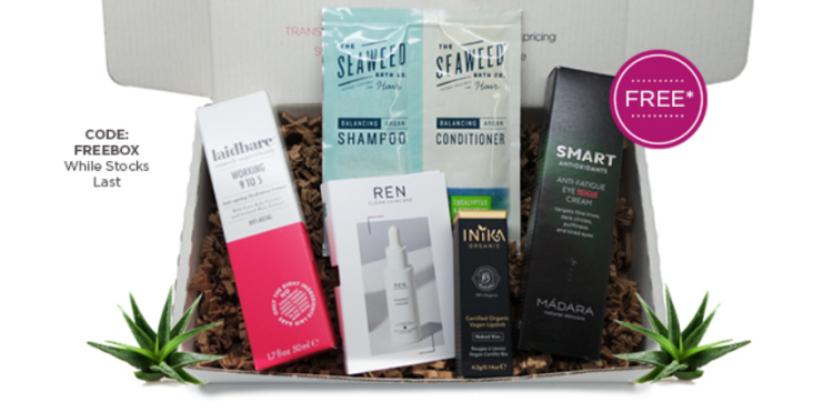 FREE Love Lula Beauty Box