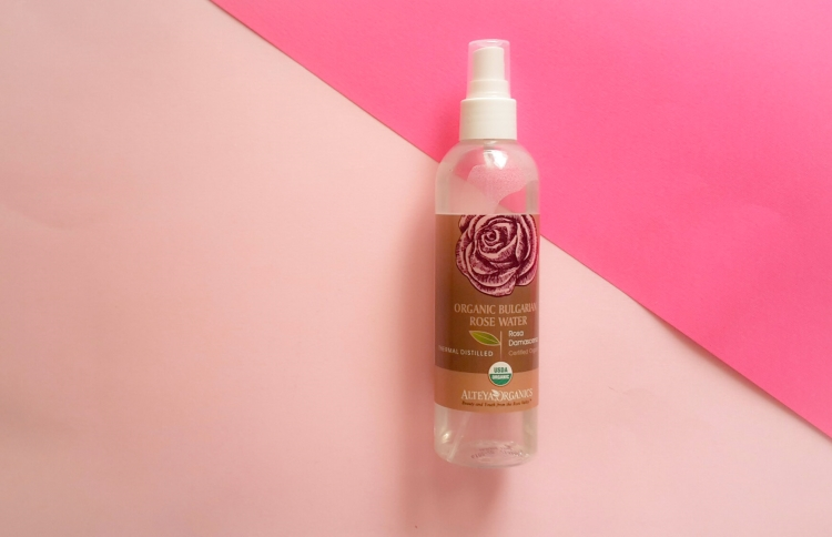 Alteya Organics Bulgarian Rose Water Spray