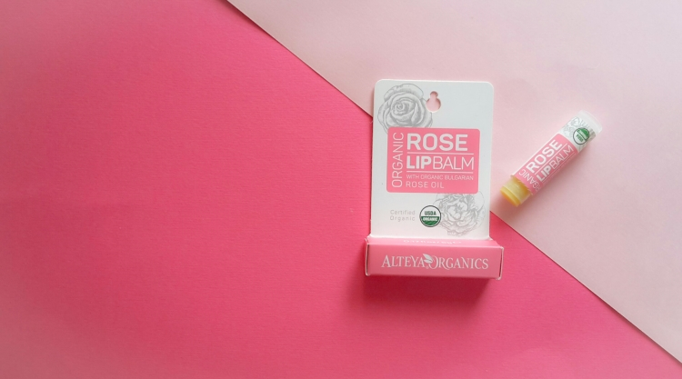 Alteya Organics Rose Lip Balm