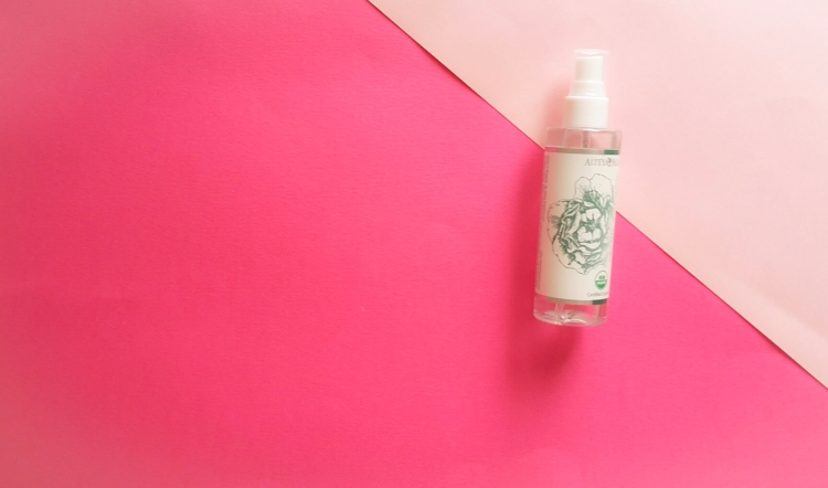 Alteya Organics White Rose Water Spray
