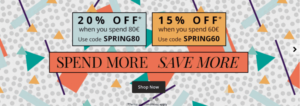 FeelUniqe Spring Sale