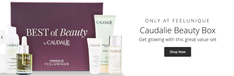Caudalie Beauty Box
