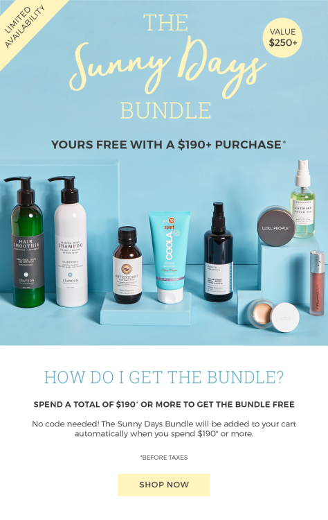 FREE Summer Bundle