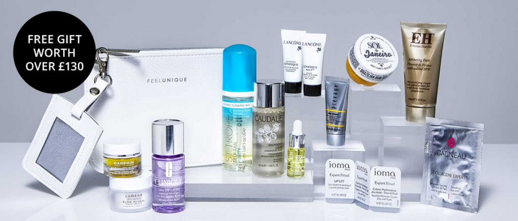 FeelUnique FREE Beauty Bag