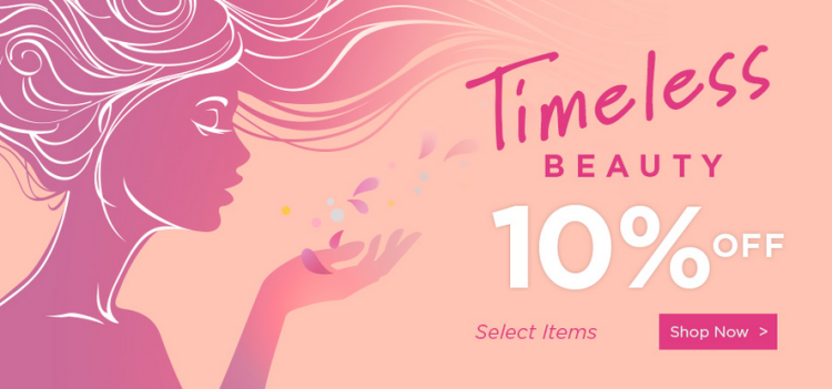 iHerb Timeless Beauty Discount