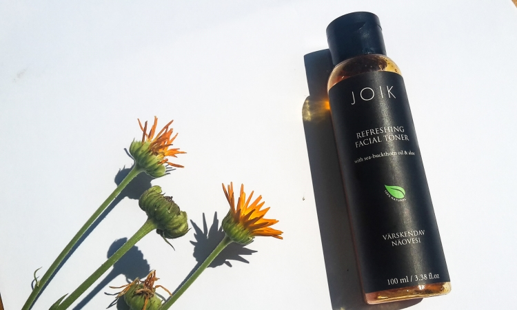 Joik Refreshing Toner Review