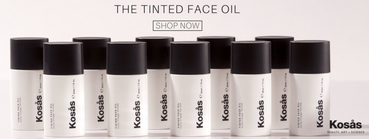 Kosas Tinted Face Oil