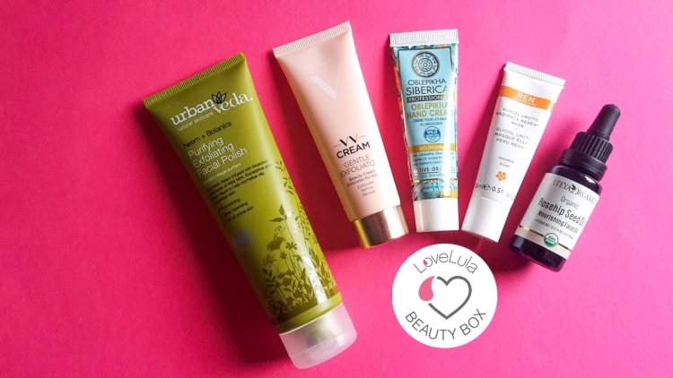 Love Lula Beauty Box November 2018