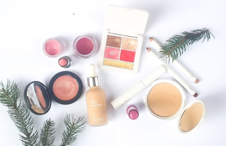 My Winter Green Beauty Makeup Routine
