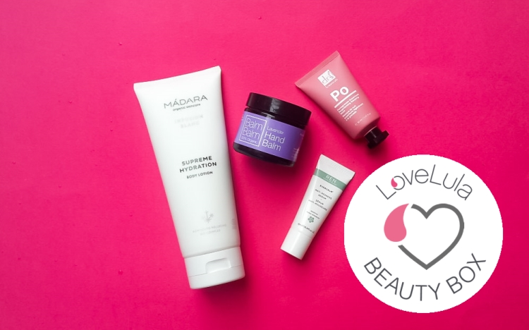 Love Lula Beauty Box January 2019