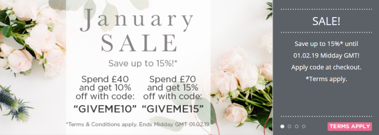 Love Lula January Sale