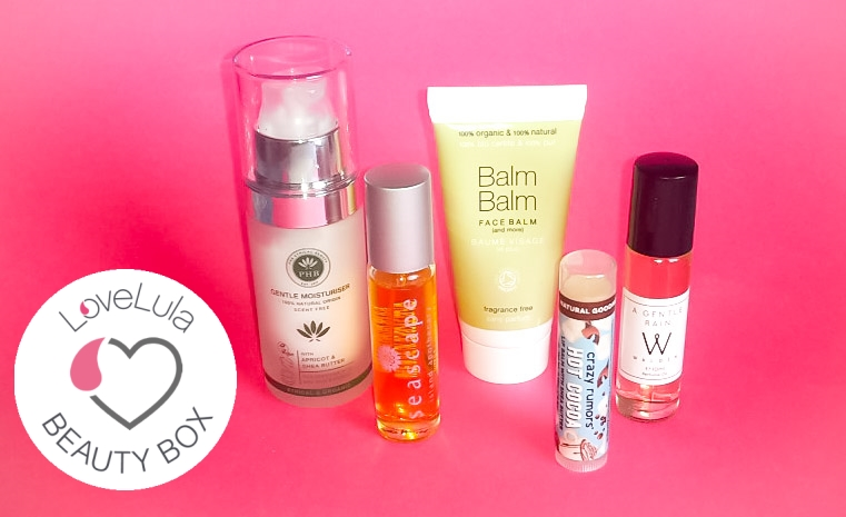 Love Lula Beauty Box February 2019