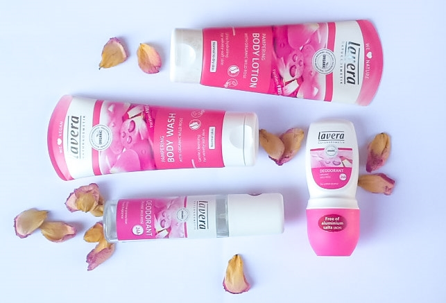 Lavera Wild Rose Body Care Collection Review