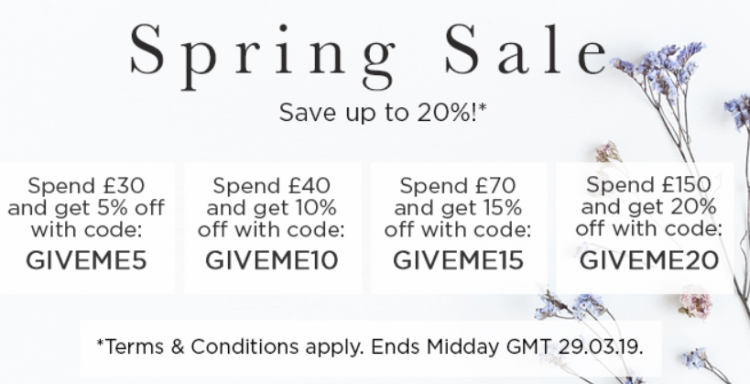 Love Lula Spring Sale